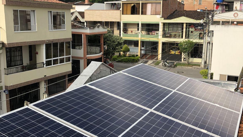 Sistema de Energía Solar On Grid 1,72 kWp *Santander, Colombia