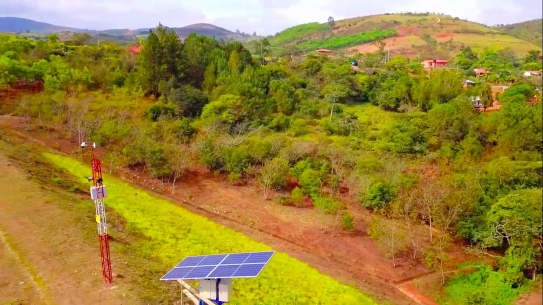 Sistema de Energía Solar Off Grid 1,38 kWp *Santander, Colombia